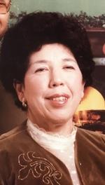 Valerie Frances  Martinez